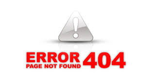 404 Error - Sorry, This Page is not Available